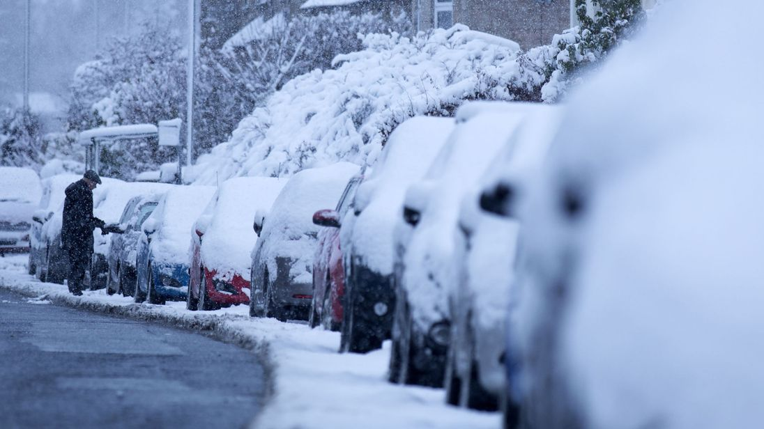 Council Briefing Note – Coping with Winter Weather in Edinburgh. | Dr Scott Arthur